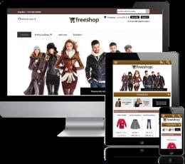 Drabužių elektroninė parduotuvė internete