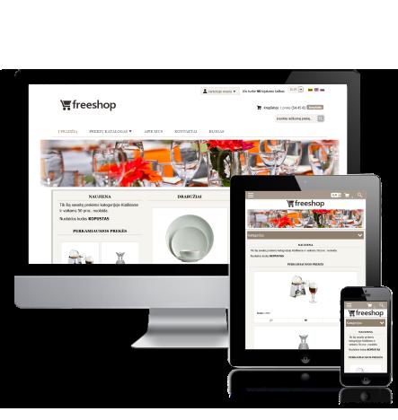 Indų elektroninė parduotuvė internete
