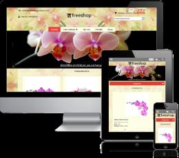 Orchidėjų elektroninė parduotuvė internete