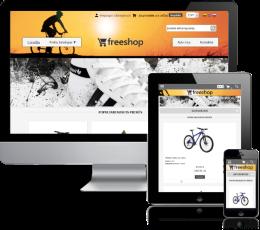 Sporto prekių elektroninė parduotuvė internete