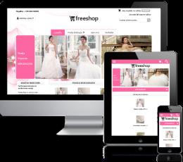 Vestuvių elektroninė parduotuvė internete