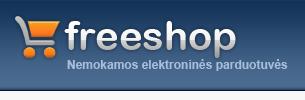 Nemokamos elektroninės parduotuvės - Freeshop